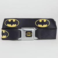 Buckle-Down Batman Buckle Belt Black Combo One Size For Men 22748814901