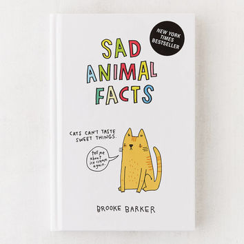 Sad Animal Facts By Brooke Barker | Urban Outfitters