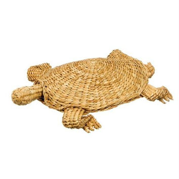 Turtle Table Top Decoration - Woven Water Hyacinth