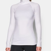 Women's ColdGear® Armour Mock Neck | Under Armour CA
