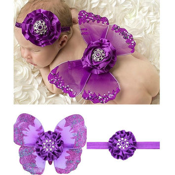 Baby Butterfly Wing Costume