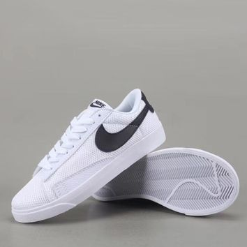 Wmns Nike Blazer Low Le Women Men Fashion Casual Low-Top Old Skool Shoes-3