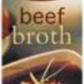 Pacific Natural Natural Beef Broth (12x32 Oz)