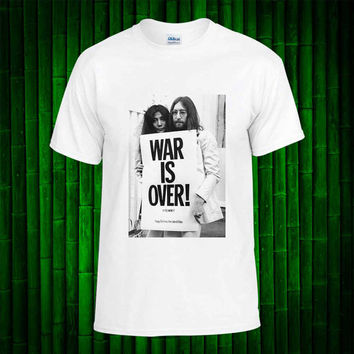 War Is Over - War Is Over t shirt youth - War Is Over I Miss You Lyric shirt funny birthday - Tshirt Youth Kids - tshirt Adult Unisex