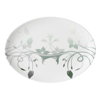 Cattail Vines Porcelain Serving Platter