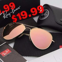 $19.99 - 3 Days Limited! RAY-BAN SUNGLASSES AVIATOR RB3025 Classic