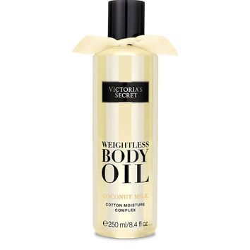 Coconut Milk Weightless Body Oil - Victoria's Secret Body - Victoria's Secret