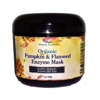 Organic Pumpkin & Flaxseed Enzyme Face Mask