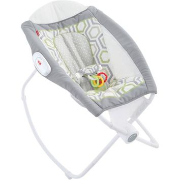 Fisher-Price Rock 'n Play Sleeper - Geo Meadow - Walmart.com