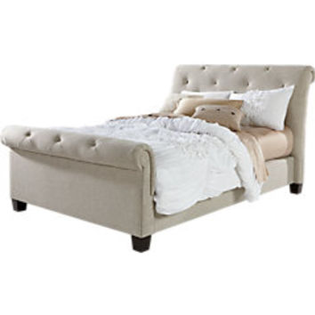 Lucy Oatmeal 3 Pc Full Bed