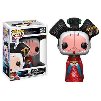 Ghost in the Shell Geisha Pop! Vinyl Figure #386