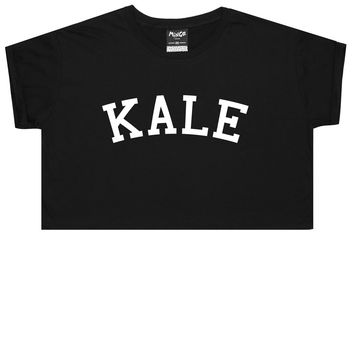 KALE CROP TOP
