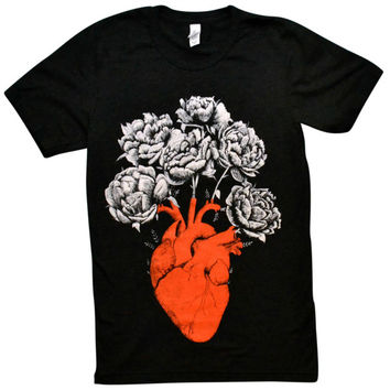 Blooming Heart Shirt