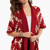 Spirits Open Cardigan $51