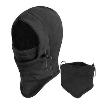 LMFONBX New Arrival Face Mask Thermal Fleece
