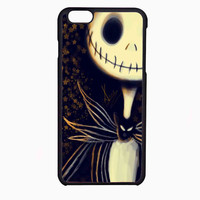 jack skellington 6 FOR IPHONE 6 CASE NEWEST **