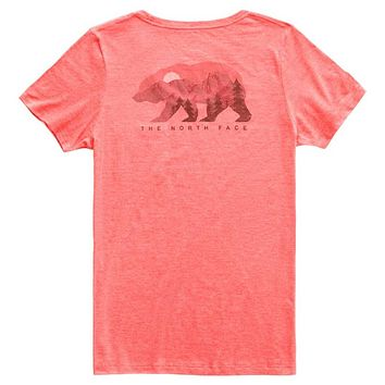 Women's Gradient Dreams Joshua Tri-Blend Tee by The North Face