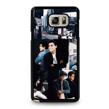 DOLAN TWINS 6 Samsung Galaxy Note 5 Case