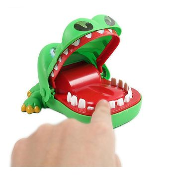 Big mouth crocodile novelty toys