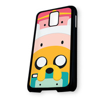 Adventure Time Totem Finn And Jake Samsung Galaxy S5 Case