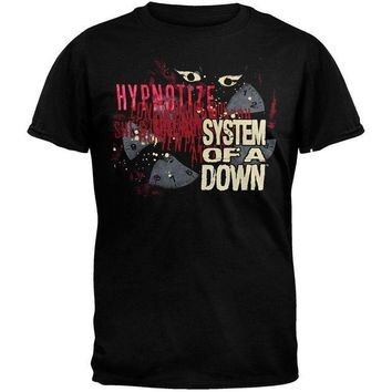 DCCK8UT System Of A Down Hypnotize T-Shirt