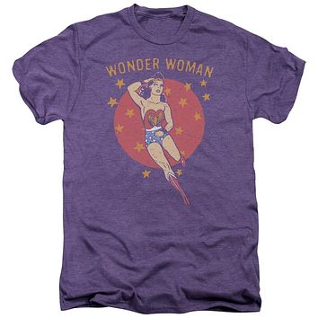 Wonder Woman Wonder Circle Premium T-Shirt