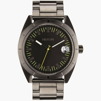 Nixon The Rover Ss Watch All Gunmetal One Size For Men 24943111201