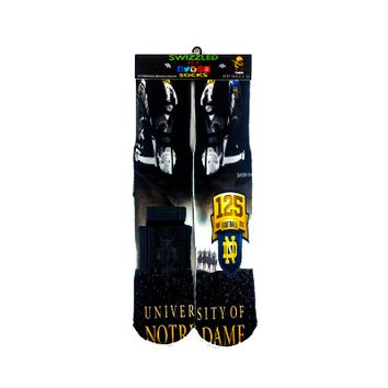 University Notre Dame college football team Socks