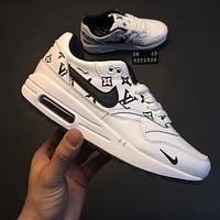 NIKE SUPREME LV Casual shoes for men and women