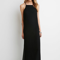 Crisscross Cami Maxi Dress