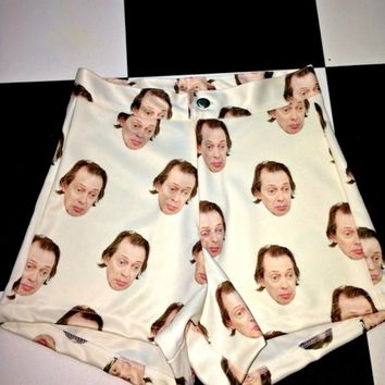 SWEET LORD O'MIGHTY! Steve Buscemi Shorts