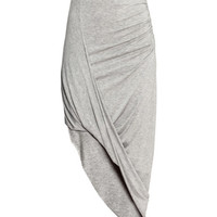 H&M Draped Skirt $34.99