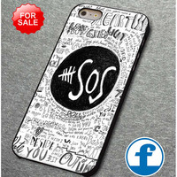 5sos 5 Seconds of Summer   for iphone, ipod, samsung galaxy, HTC and Nexus PHONE CASE