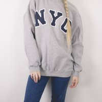 Vintage New York City NYC Sweatshirt