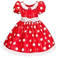 Minnie Mouse Costume for Girls - Red | Disney Store
