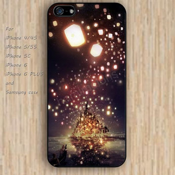 iPhone 6 case colorful lantern iphone case,ipod case,samsung galaxy case available plastic rubber case waterproof B107