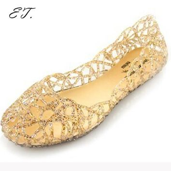 huarache women sandals flat sandals shoes woman zapatos mujer summer shoes jelly shoes sandalias