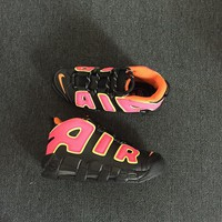 """Nike Air More Uptempo """"Hot Punch"""" Sneakers - Best Deal Online"""