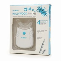 Hollywood Smiles Advanced Plasma Light, Tooth Whitening System