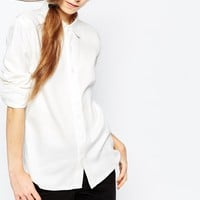 Bethnals Exposed Button Shirt