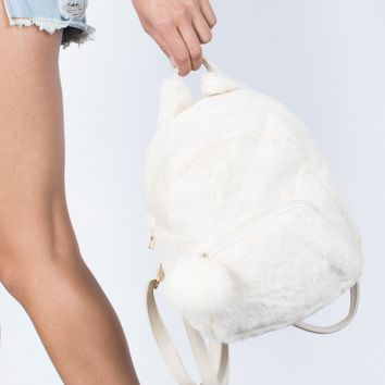 Furry Friend Backpack