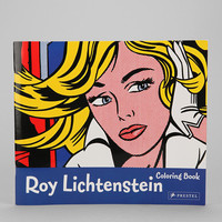 Roy Lichtenstein Coloring Book By Prestel Publishing