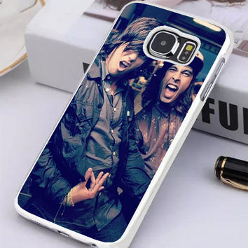 Kellin Quinn And Vic Fuentes Samsung Galaxy S6 Edge Plus Dewantary