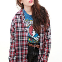 Lumber Slumber Plaid Flannel
