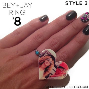 Beyonce + Jay-Z Ring