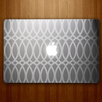 Ornamental Gate Pattern Decal - MacBook Skin Style Decal - Vinyl MacBook Decal
