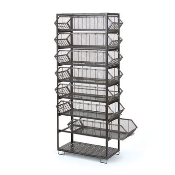 Bakers Shelving Unit