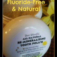 REMINERALIZING TOOTH POWDER, fluoride free toothpaste, handmade natural toothpaste, bentonite clay toothpaste, vegan toothpaste, gluten free