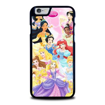 PRINCESS OF DISNEY iPhone 6 / 6S Case Cover