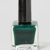 On The Hunt Emerald Nail Lacquer